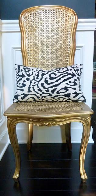 Idee fai da te per riciclare vecchie sedie paperblog for Poltrona fai da te