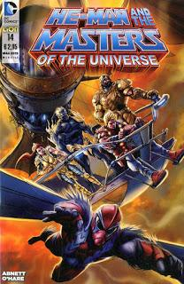 He-Man and the Masters of the Universe 14
