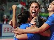 Cinque magie dell'Italia stendono l'Ungheria, nazionale femminile scrive storia!