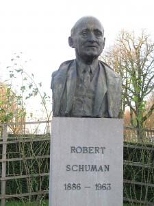 Common Borders. Robert Schuman. Photo credit: leo.laempel / Foter / CC BY-ND