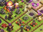 Clash Clans 7.65.5 (tutto illimitato) Flamewall edition