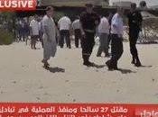 gruppo Stato islamico rivendica l'attentato Tunisia