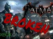 Batman: Arkham Knight Anche versione Xbox presenta qualche problematica