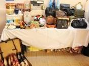 Gran Bazar all'Off Bar, espositori vintage solo