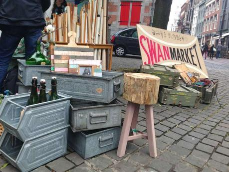 Tra i mercati di Den Haag