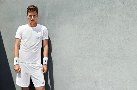 Wimbledon 2015, abbigliamento in bianco come da regolamento