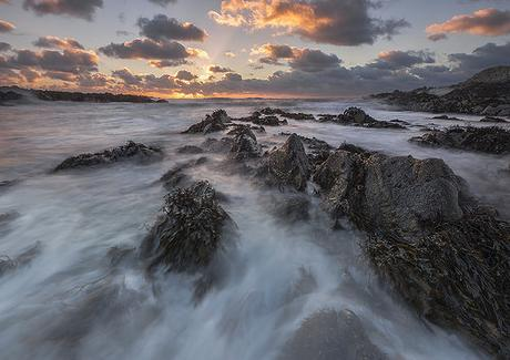 'Sea-Swept Sunrays' - Porth Cwyfan, Angl by Kristofer Williams, on Flickr
