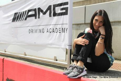 AMG Driving Academy Experience by Mercedes-Benz!