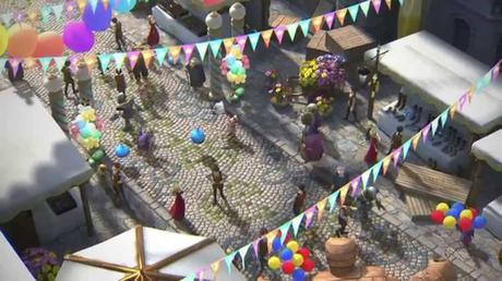 Dragon Quest Heroes - Trailer