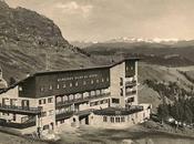 vecchio albergo Touring Club all'Alpe Siusi.