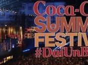 Coca Cola Summer Festival: canzone l'estate mismo Alvaro Soler