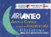 ARIANTEO cinema sotto stelle Milano