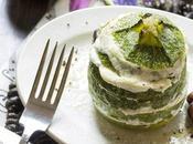 Zucchine tonde forno stracciatella burrata, olive taggiasche polvere pinoli
