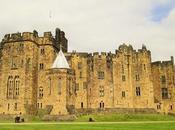 Cosa ricorda Alnwick Castle?