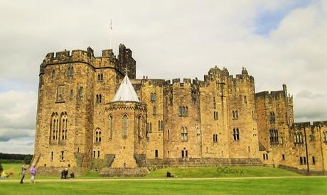 Alnwick Castle: il castello di Harry Potter