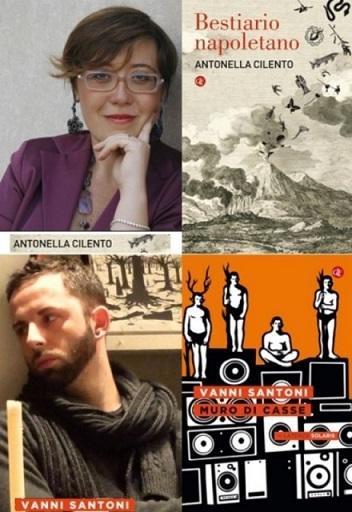 """ANTONELLA CILENTO e VANNI SANTONI ospiti di """"Letteratitudine in Fm"""" di mercoledì 1 luglio 2015"""