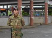 """Roma/ Anagnina, l'Esercito nell'Operazione """"Strade Sicure"""". Bersaglieri Trapani contribuiscono alla sicurezza della Capitale"""