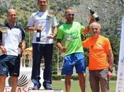"""Trapani/ Gara """"Maratona Sicilia"""". Bersagliere Reggimento salire podio"""