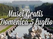 Musei gratis domenica luglio 2015| #DomenicalMuseo