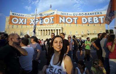 Draghi non basta, ad Atene fallisce la politica europea
