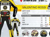 Dainese Racing Suit Valentino Rossi Goodwood Festival Speed 2015