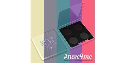 [CS] #neve4me! Our colors, your personality! con Neve Cosmetic