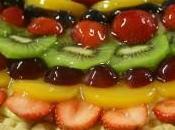 Crostata Macrobiotica alla Frutta Fresca