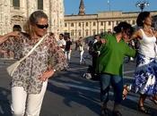 #flashmob #Milano #grecia