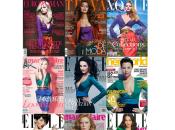 Gucci conquista covers delle riviste tutto mondo