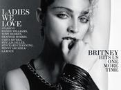 "MADONNA Britney) copertina ""OUT"""
