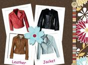 Fashion tips Leather Jacket