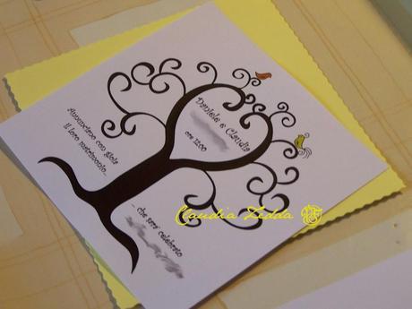 Matrimonio partecipazioni fai da te paperblog for Partecipazioni matrimonio fai da te