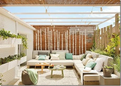 5 idee per arredare terrazzi e balconi paperblog - Arredare balconi e terrazzi ...