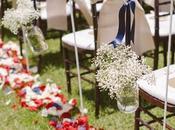 luglio: wedding stelle strisce