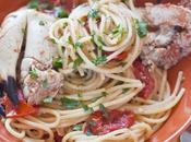 Spaghetti granciporro