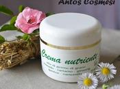 [Review] Crema Nutriente Antos Cosmesi