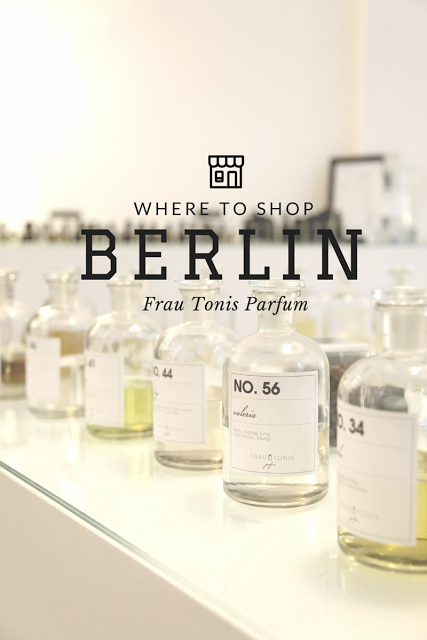 WHERE TO SHOP | Berlin: Frau Tonis.