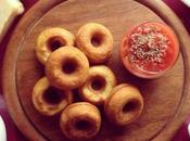 Donuts parmigiano reggiano #PRChef2015 #4Cooking