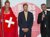 """Moda Svizzera conquista l'eleganza Roma """"Swiss Fashion World"""""""