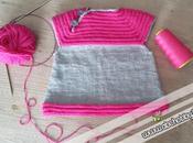 baby vestitino maglia Dalila