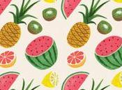 ILLUSTRAZIONE: Tutti pattern colorati dell'artista Ruby Taylor