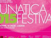 Lunatica Festival 2015 Provincia Massa Carrara