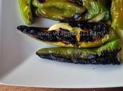 Peperoncini ripieni formaggio Chili rellenos