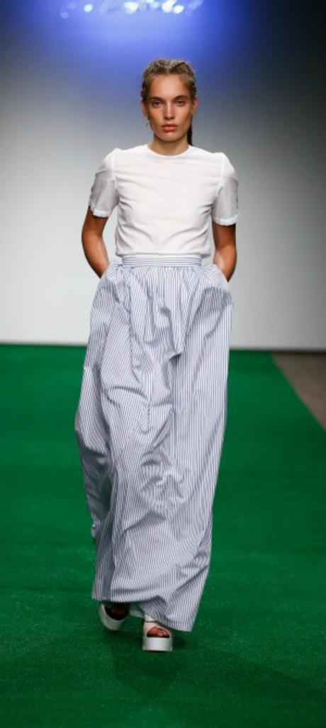 Mercedes-Benz Fashion Week Berlin! My Day #2 !