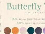 Trucco Giorno #106: Playing With Clementine (The Butterfly Effect Collection) Haul Nabla swatches prime impressioni)