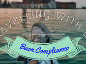 Buon compleanno Travelling with Liz!