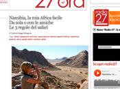 Namibia, Africa donne Intervista Corriere della Sera