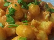 Gnocchi salsa gamberoni