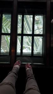tokyo skytree pavimento vetro