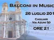Domani concerto balcone